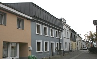 Belgium – Row Houses in Eupen