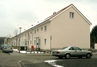 Germany – Row House in Mannheim