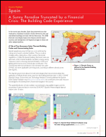 Country Highlight: Spain - A Sunny Paradise Truncated by a Financial Crisis: The Building Code Experience