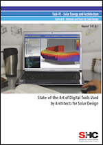 T.41.B.1: State-of-the-Art of Digital Tools Used by Architects for Solar Design