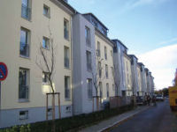 Germany - Apartment Building Blaue Heimat