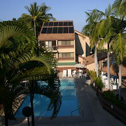 Solar Pool Heating System - Kona, HI