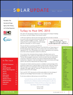 Solar Update - May 2015