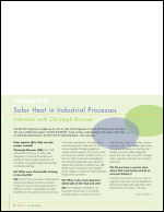 Task 49: Solar Heat in Industrial Processes